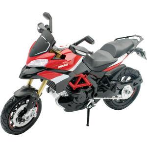 Ray MX Ducati Multistrada 1200 S Pike 1:12 Off Road Dirt Bike Toy