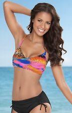 New Venus Swimwear Caress Sport Bikini Top Size 34B Mix N Match