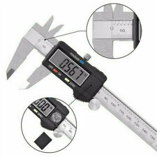Metal LCD Digital Gauge Vernier Caliper Electronic Micrometer Tool 150mm/6inch
