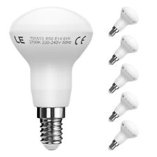 5er 6W R50 E14 LED Reflektor Birne Strahler Beleuchtung Leuchte Lampen Warmweiß
