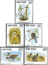 Kaap Verde 445-449 (compleet.Kwestie.) postfris MNH 1981 Vogels