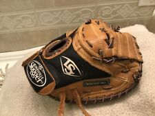 "Louisville Genesis 1884 GN14-BN 30"" Youth Baseball Catchers Mitt Right Hand Thro"