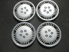 genuine 14 inch mag style hubcaps wheel covers set chrysler plymouth dodge