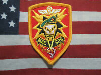 US Army Military Assistance Command Vietnam Color Patch m/e #2 MACV