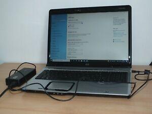 Ordinateur Portable HP Pavilion DV9700 2,1 Ghz/4G, Wifi, Windows 10 - Comme neuf
