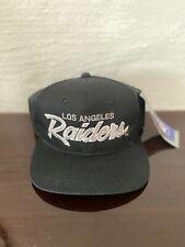Vintage Sports Specialties Snapback Cap Los Angeles Raiders Starter Oldschool LA