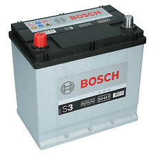 Bosch 12V 45Ah 300A EN S3 017 Autobatterie Starterbatterie PKW Batterie NEU