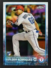 2015 Topps Chrome Refractors #122 Guilder Rodriguez - NM-MT