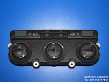 VW Passat CC Climatronic air conditioning control unit heater heated seats NEW