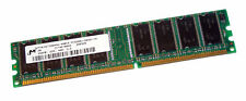 Micron MT8VDDT3264AG-40BC4 (256MB DDR PC3200U 400MHz DIMM 184-pin) Memory