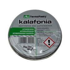 Kalafonia-35 fundente resina basado sin limpieza RMA metal Can 40G AG Termopasty