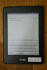 "Amazon Kindle Paperwhite 1st Gen 2GB 6"" eReader"