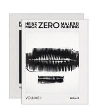Heinz Mack. ZERO-Malerei von Heinz Mack (2017, Gebundene Ausgabe)