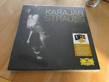 Karajan/Strauss (CD + BluRay) Deluxe Limited Edition 12 Disc Set no. 3322/5000