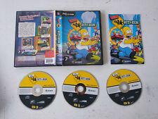Les simpsons Hit and & Run (1ere edition) PC FR