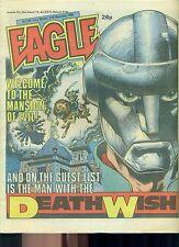 EAGLE #236 weekly British comic book September 27 1986 VG+