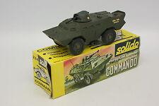 Solido Militaire 1/50 - VAB Amphibie Commando 224 + boite
