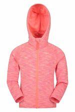 Mountain Warehouse Kids Hoodie Warm Comfortable Side Pockets Girls Hoody Jumper