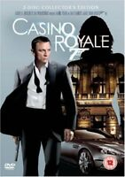 Casino Royale (2 Disc Collector's Edition) (DVD 2007) Daniel Craig