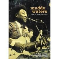 MUDDY WATERS 'IN CONCERT 1971' DVD NEW+!!!