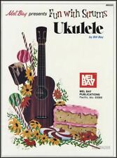 Fun with Strums Ukulele Music Book Chord & Melody Songbook