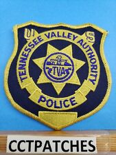 TENNESSEE VALLEY AUTHORITY POLICE SHOULDER PATCH TN