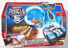 Hot Wheels Battle Force 5 BattleKey Blast Track Set Stunt Loop 2009 New in Box