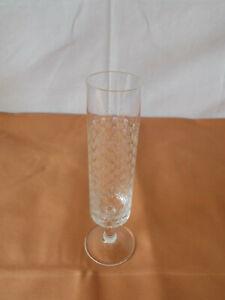 11x 1 Sektglas Champagne Rosenthal Romanze Einzelverkauf