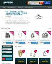 JEWELRY STORE - FULLY DEVELOPED AMAZON AFFILIATE WEBSITE FOR SALE