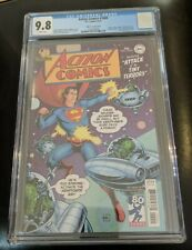 Action Comics 1000 CGC 9.8 1950's Variant Cover