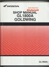 Honda GL1800A Gold-Wing (01-03) Genuine Factory Shop Manual Book GL 1800 A CE23