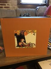 Calvin and Hobbes Complete 4 Book Box Set Bill Watterson