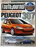 L'AUTO-JOURNAL du 18/05/2000; Peugeot 307/ Mercedes C 220 CDI - Bmw 320 d