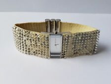 Accu.2 Women's White Jewelled Watch Tokyo Design A2-24511