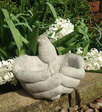 Bird Feeder/Koi/Bird Bath Reconstituted Stone & Hand Cast -Buy 2 get 1 Free.