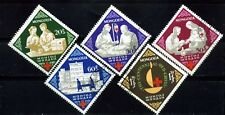 RED CROSS >>1863 -1963 >>     MONGOLIA  (5 issue)   1973