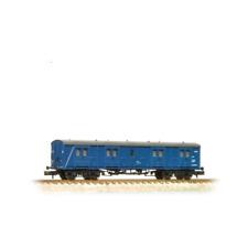 Graham Farish 374-632 SR 50 Bogie B Luggage Van BR Blue N Gauge