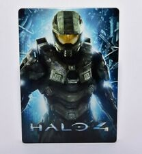 Halo 4 Steel Book G1 Case Only No Game - Not Mint