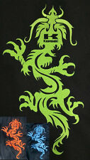 Kawasaki-Drache-Aufnäher groß / Kawasaki-dragon-patch big / Biker-Aufnäher groß