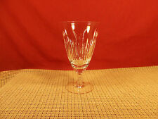 Tiffin Crystal Richmond Pattern Iced Tea Goblet 6 3/8""