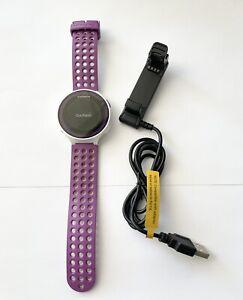 Garmin Forerunner 220 Watch - Purple