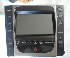 2007 LEXUS GS450H NAVIGATION GPS 86111-30550 TESTED!