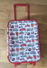 Cath Kidston Child's Suitcase With Retractable Handle