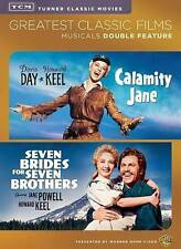 Silver Screen Icons: Calamity Jane/Seven Brides for Seven Brothers (DVD, 2014)