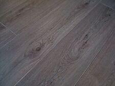 Pallet Deal Boardwalk Oak 4v-Groove Laminate Flooring 30 sqm Grey FREE DELIVERY!
