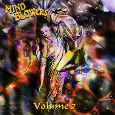 MIND BLOWERS VOL.7  NUGGETS STAINED GLASS RARE US PSYCH