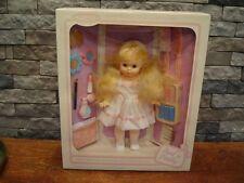 Horsman Pert N Pretty Doll NEW Factory Sealed In Box Sleep Eyes Make Up Curlers