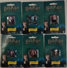 6 X Harry Potter and the Order of the Phoenix Pin Badges  (Full set)