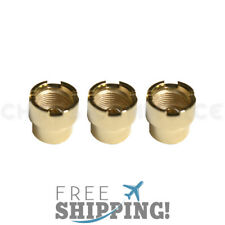 510 Thread Magnetic Cap Adapter - Universal - 3 Pack
