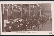 London Postcard - Auto Machine Shop, Arsenal, Woolwich 7457